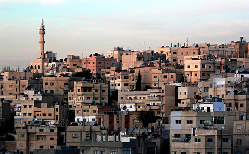 A Bad Cab Ride in Amman